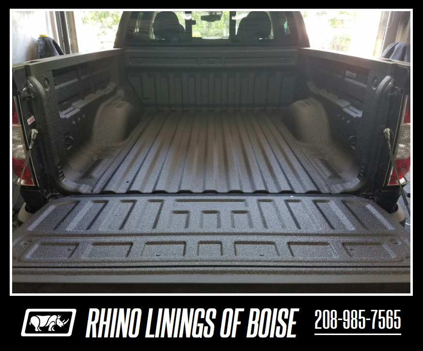 Boise Rhino Liners | Bed Lining Installation | Sawtooth USA